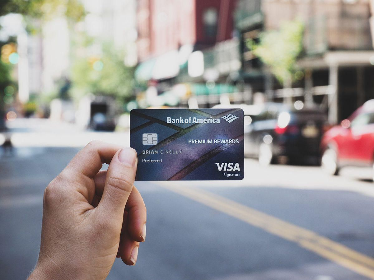 How to Apply for a Bank of America Premium Rewards Credit Card