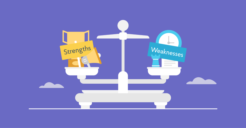 How to Highlight Good Strengths and Weaknesses in an Interview