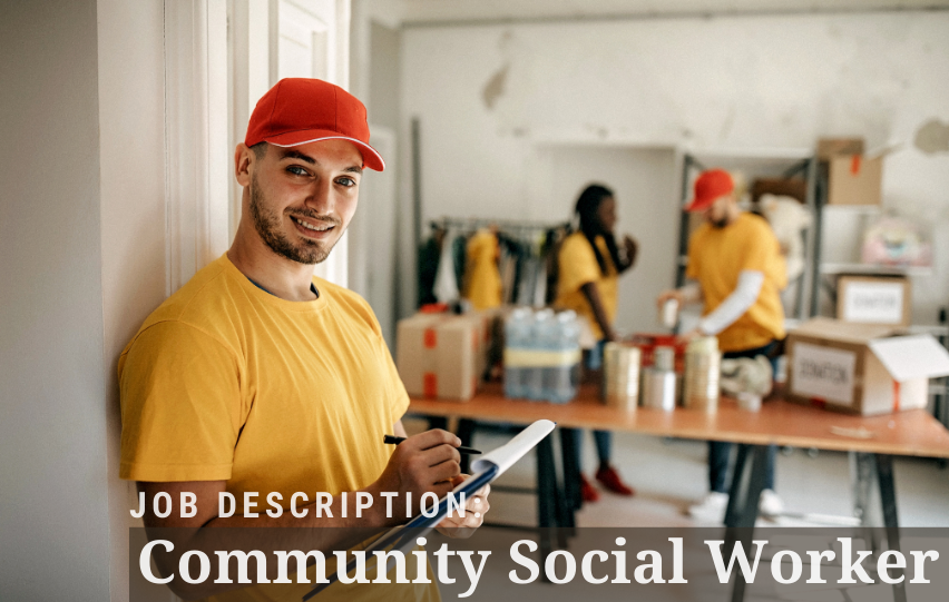 Job Description – Community Social Worker