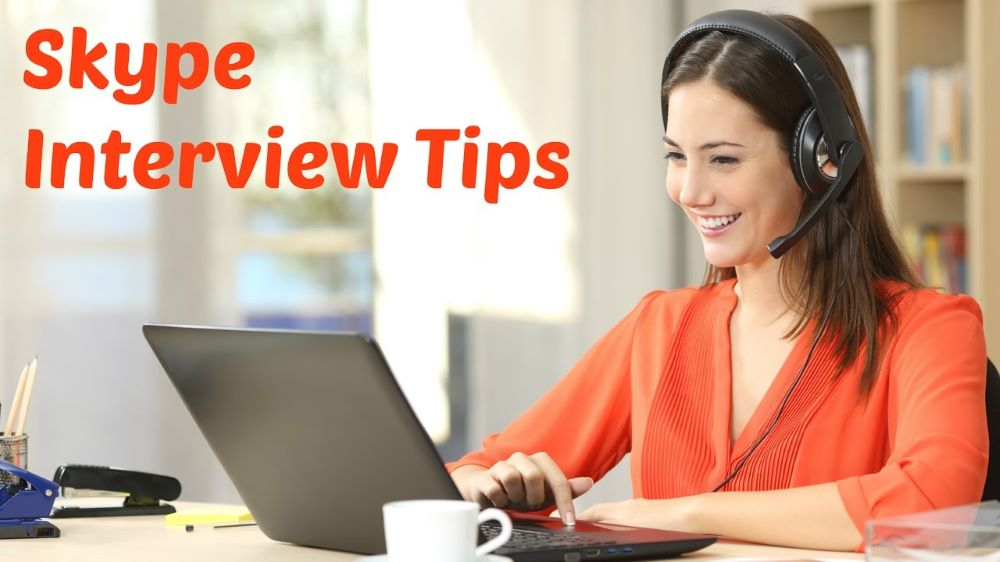 How to Prepare for a Skype Video Interview