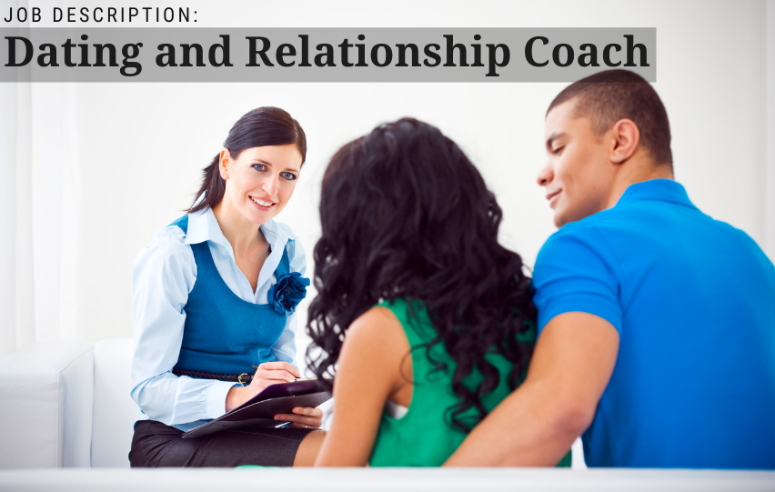 Job Description - Dating and Relationship Coach