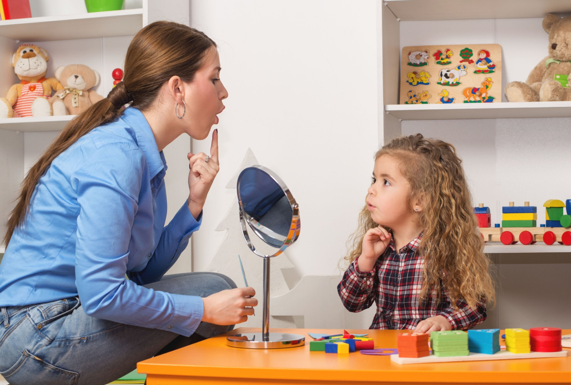 Learn How to Become a Speech Therapist