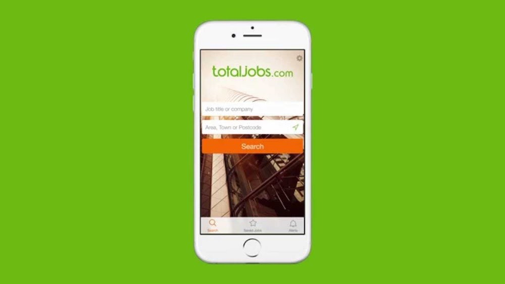 TotalJobs – Finding the Right Job