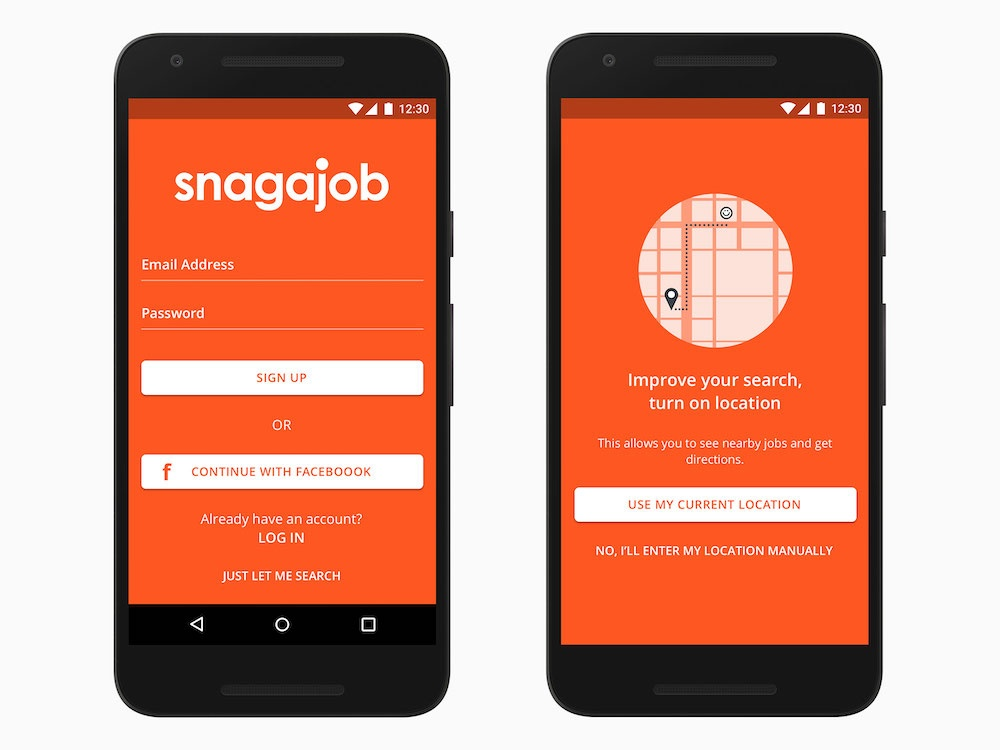 Snagajob - Find The Perfect Job With This Service