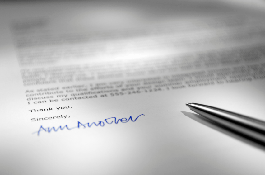 How to Write an Application Letter for a Teaching Job