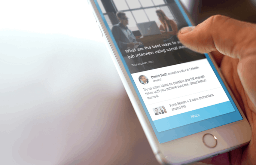 How To See The Jobs That Have Already Been Applied For On The LinkedIn App