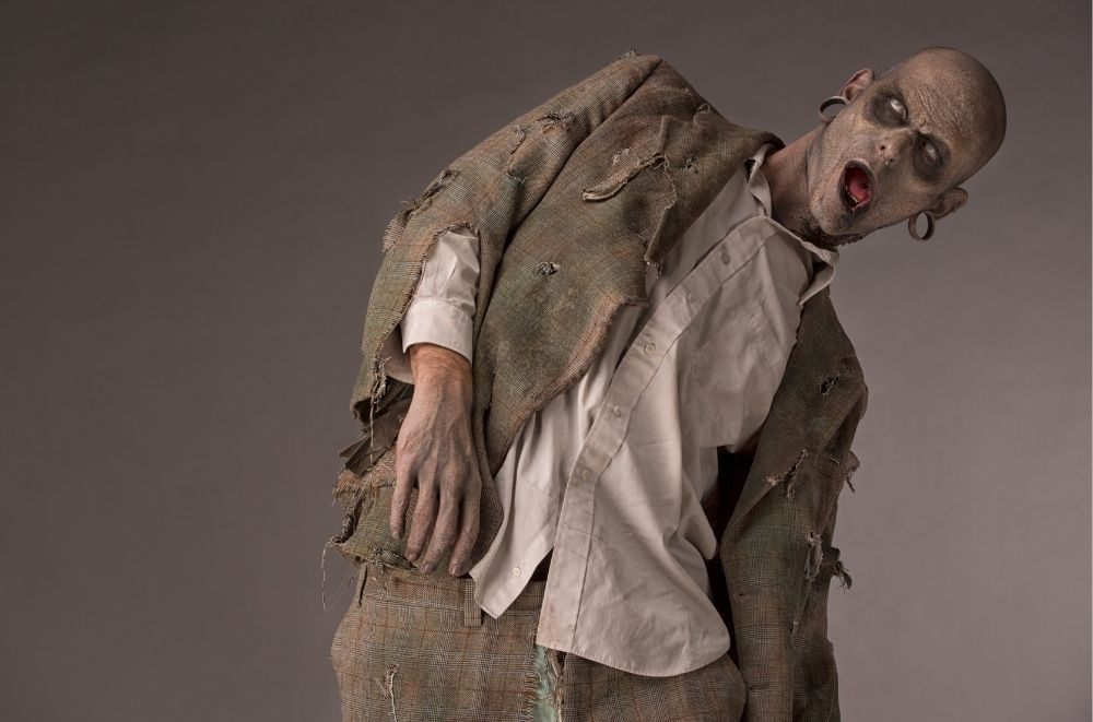 Professional Zombie – Discover This Atypical Profession