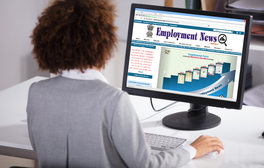 Employment News - Find A Job In India