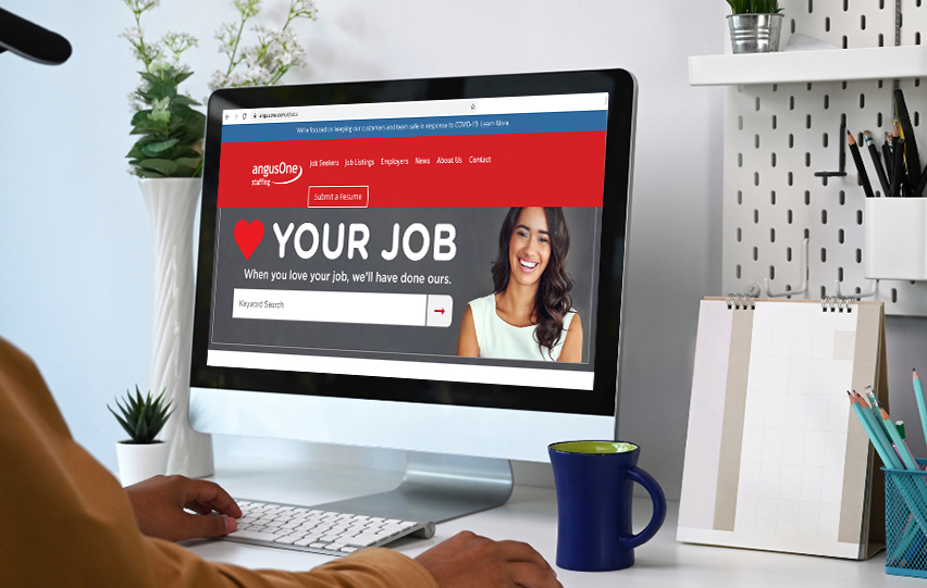 AngusOne - The Best Way To Find A Job