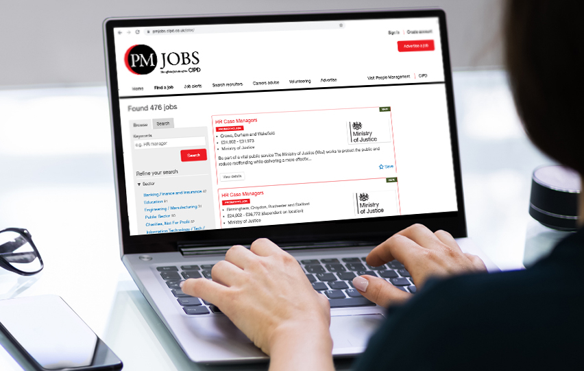 PMJobs - See How To Find A Job