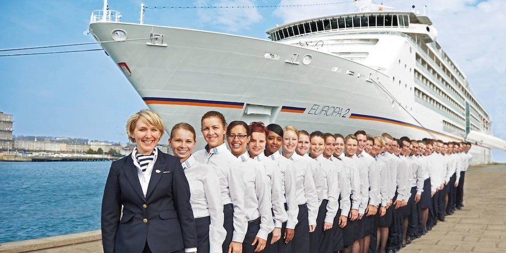 How to Get a Job on a Cruise Ship