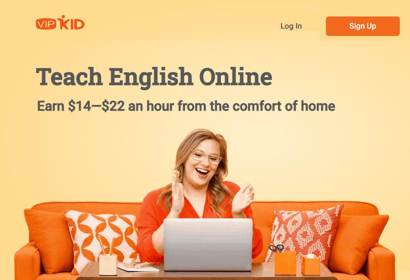 VIPKid – Teach English Online