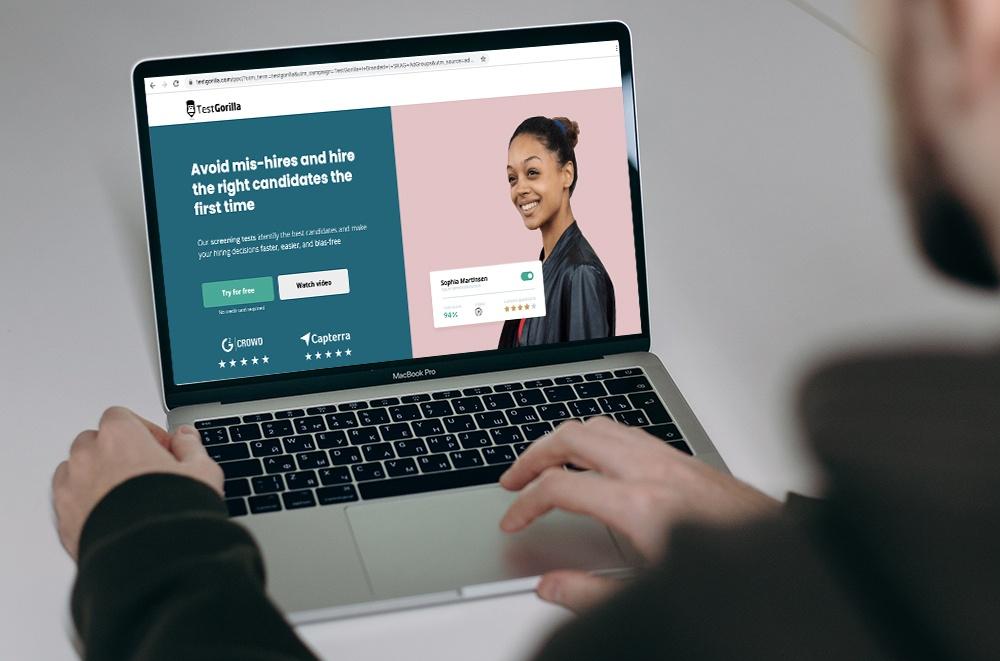 TestGorilla - Search for Job Online